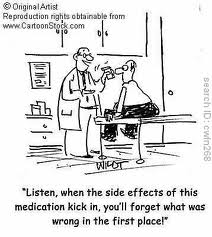 Drug side effect