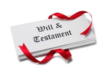 Last Will and Testementt
