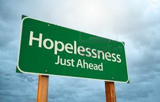 Hoplessness