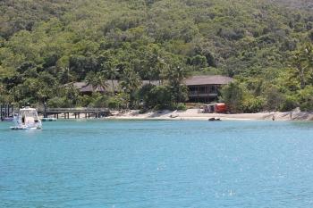 Fitzroy Island Christmas 2013